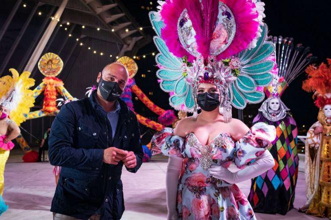 El Carnaval virtual afronta su última semana con la elección de las Guardianas del Cetro