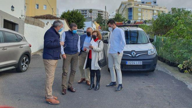 El PP exige que se abra al público la oficina de la Agencia Tributaria Canaria en Icod de los Vinos