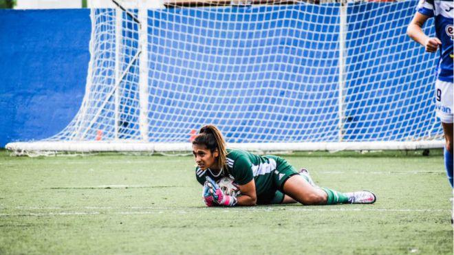 Solana Pereyra, protagonista con Argentina: