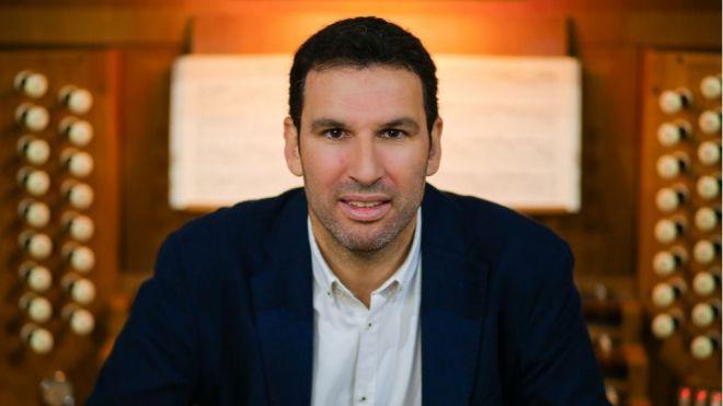 El organista internacional Arturo Barba ofrece un concierto en la iglesia de las Mercedes en El Médano