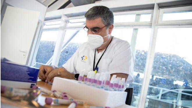 Sanidad constata 172 casos de COVID-19 en las últimas 24 horas