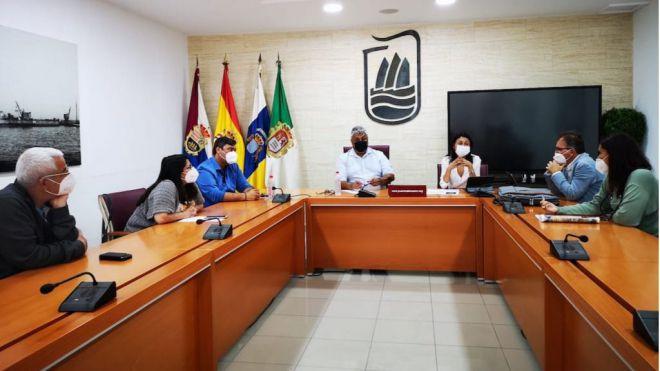 Puerto del Rosario presenta 56 proyectos al Plan Nacional de Recuperación Económica