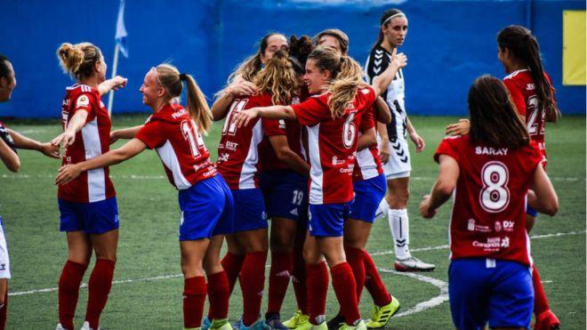 El Real Unión Tenerife Tacuense cierra con empate la primera fase de Reto Iberdrola