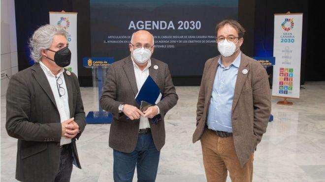Gran Canaria está alineada con el 70 % de las metas de Desarrollo Sostenible de la ONU