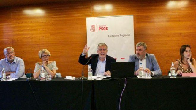 El PSOE Canarias respalda en nombramiento de Blas Acosta para el equipode gobierno de Torres