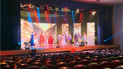 Isabella y Punto se coronó este sábado Reina de Reinas del Carnaval de Telde