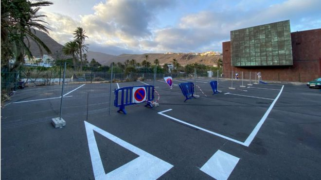 San Sebastián de La Gomera habilitará la zona de autocaravanas con motivo de Semana Santa