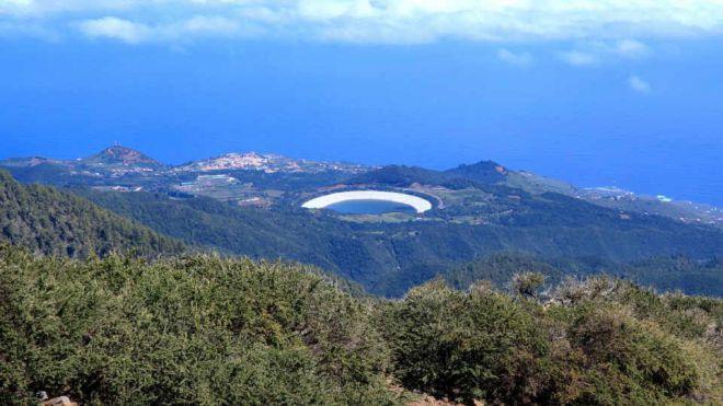 Cabrera asegura que es falso que La Laguna de Barlovento esté rota