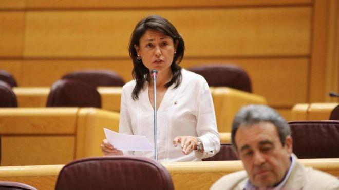 Paloma Hernández destaca la importancia de que Canarias tenga voz en Madrid y se reconozcan sus singularidades