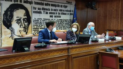 Mariano Zapata expuso ante el Senado el lastre que la doble insularidad supone para los palmeros