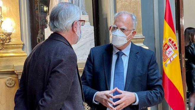 Curbelo demanda en el Senado nuevas inversiones ante la grave crisis social y económica que atraviesa Canarias