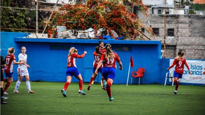 El Real Unión Tenerife Tacuense inaugura la segunda fase en Granada