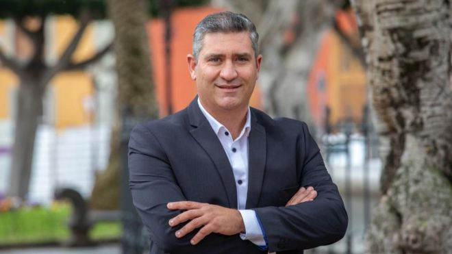 Francisco Hernández, elegido nuevo secretario general de Coalición Canaria en La Laguna