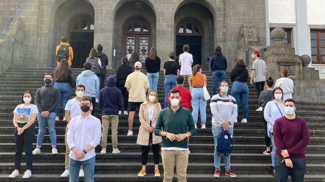 Libertad Estudiantil denuncia la vulnerabilidad de los estudiantes de Ingeniería Química Industrial de la ULL