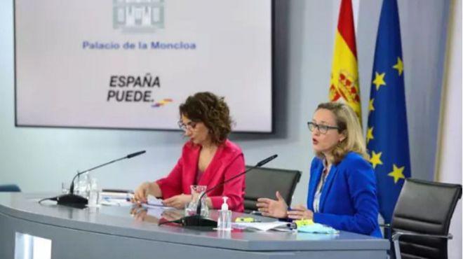 Canarias, con 1.144 millones, encabeza el fondo de ayudas directas del Estado