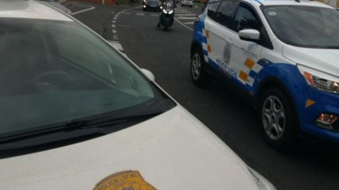 La Policía Local intervino en una decena de fiestas en domicilios particulares
