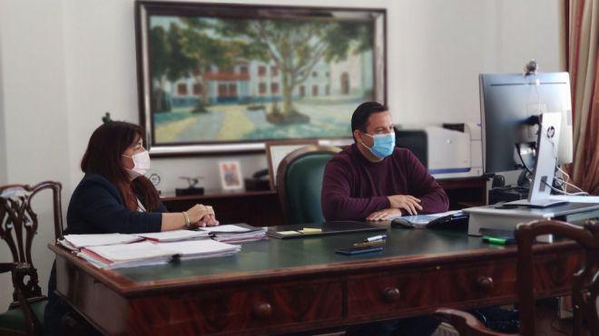 Los vecinos de Arona no pagarán los recibos municipales hasta finales de año como apoyo ante la crisis económica