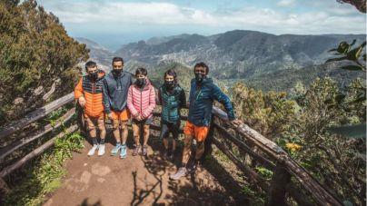 La visita de Salomon a Vallehermoso supera sus expectativas promocionales