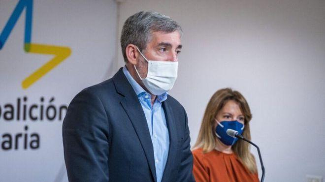 """CC-PNC trabaja para que los 1.140 millones de los fondos del Estado """"se queden íntegros en Canarias"""""""
