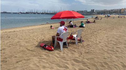 Las playas de Las Palmas de Gran Canaria sin incidencias durante la Semana Santa