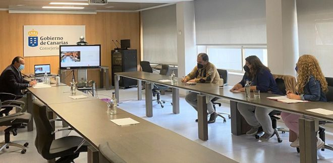 Intersindical Canaria logra el compromiso de Sanidad de culminar el concurso de traslado de la OPE 2018