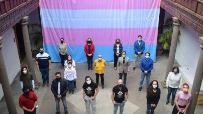 La campaña #ExigimosLaIgualdadTrans recorrerá España tras dar inicio hoy en La Palma