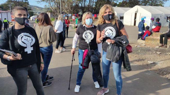 """Sí Podemos Canarias denuncia """"opacidad y oscurantismo"""" en su visita al 'campo de concentración' de Las Raíces"""