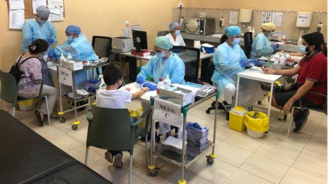 Sanidad constata 237 casos de COVID-19 en las últimas 24 horas