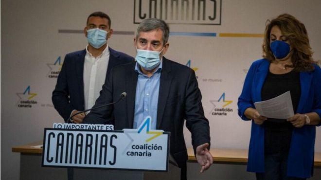 """CC-PNC teme un recrudecimiento de la crisis migratoria tras el """"fracaso"""" de Sánchez en África"""