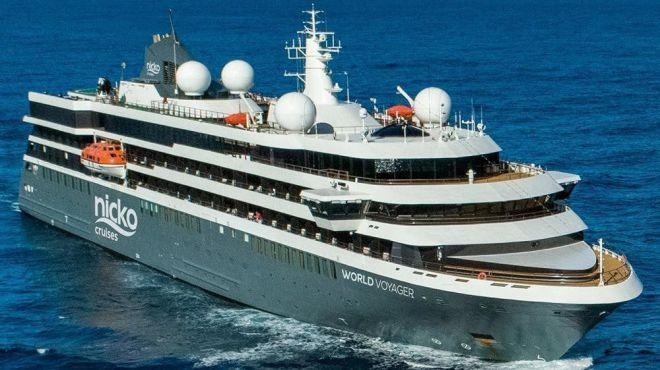 Hamilton y Cía gestiona los cruceros de Mystic Cruises en sus operaciones en las Islas Canarias