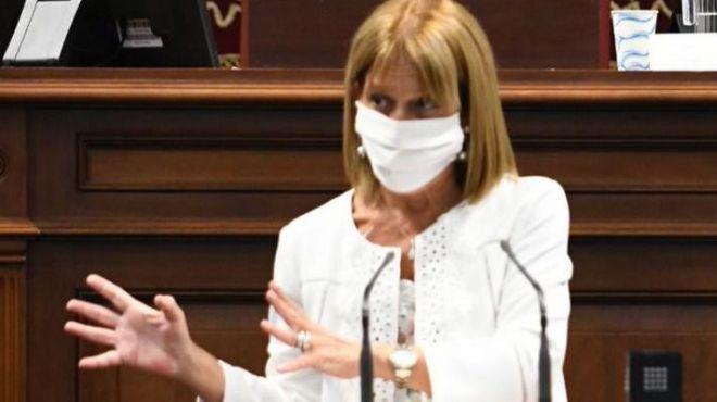 Esther González acusa a la oposición de tergiversar el concepto de superávit