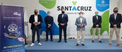 Santa Cruz renueva su apuesta por la industria audiovisual en la CIIF Market