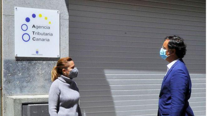 CC exige al Gobierno la apertura inmediata de la oficina de la Agencia Tributaria Canaria en Icod de Los Vinos