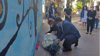 Arona conmemora el quinto aniversario del derrumbe de Los Cristianos, en el que fallecieron siete personas