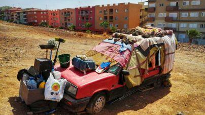 Un estudio de Cáritas detecta más de 1.700 personas en situación de exclusión residencial extrema en la Isla