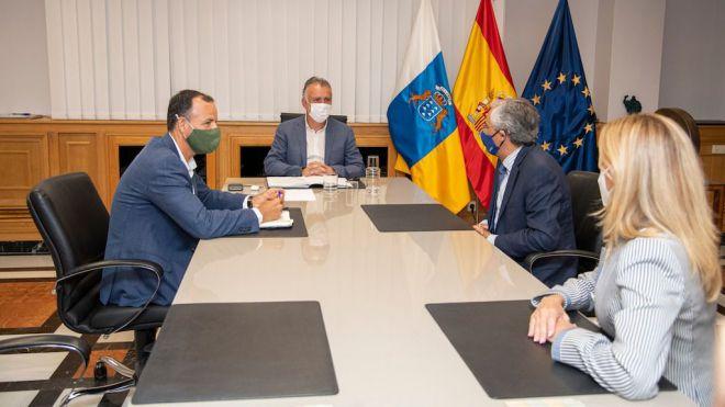 El European Tour de golf se celebra en Canarias