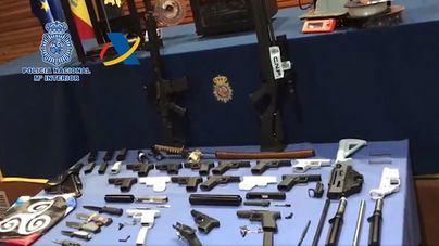 Desmantelado en Tenerife el primer taller ilegal de impresión de armas 3D en España