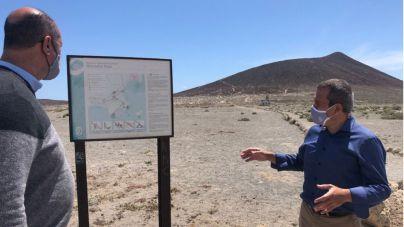 Paulatino deterioro del Espacio Natural Protegido de Montaña Roja