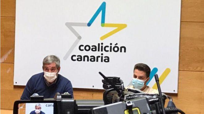 """CC reclama al PSOE ampliar los Erte en Canarias para """"proteger el empleo"""""""