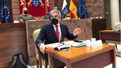 Canarias dará ayudas directas para empresas, pymes y autónomos por 1.309 millones de euros