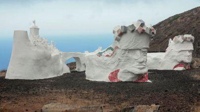El Cabildo de El Hierro acondicionará la escultura-homenaje a la Bajada