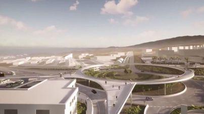 Carreteras aprueba el proyecto de la pasarela peatonal de Padre Anchieta
