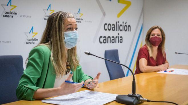 Coalición Canaria de Tenerife alerta de que 6 de cada 10 jóvenes en la isla se encuentran en paro