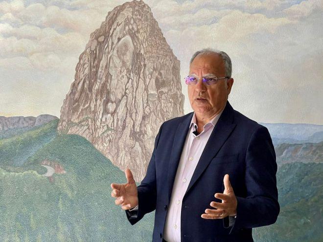"""Curbelo: """"El Cabildo creará más de 800 empleos en la isla durante este año"""""""