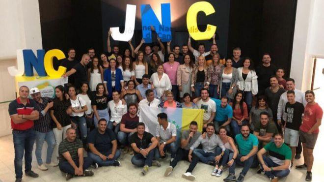 JNC pone en duda los 55 millones para políticas juveniles que anuncia el Gobierno de Canarias