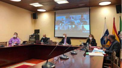 El Cabildo de El Hierro celebra su Sesión Anual de Política Insular con la Covid y la Migración como centro del debate