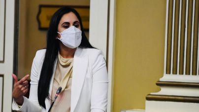 Vidina Espino critica la pachorra y desidia en el pago de las ayudas