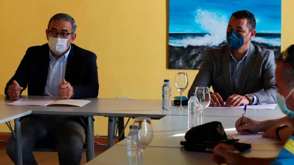 Arico demanda la reactivación de la vacunación a la Policía Local