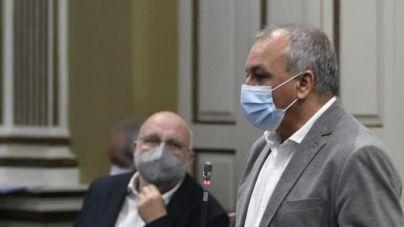 """Luis Campos dice que es un """"error"""" dar por finalizado el estado de alarma el próximo 9 de mayo"""