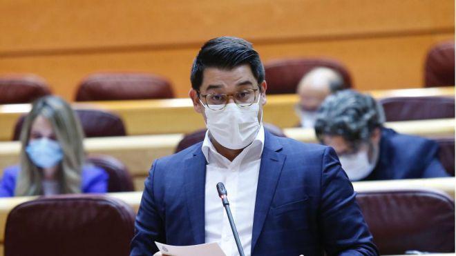 Chinea insta a Interior a que acate los autos judiciales y permita la salida de migrantes hacia la Península